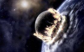 Теория о столкновении, породившем Луну, получает новое подтверждение..