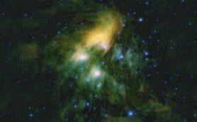 «Кеплер» наблюдает «звездный балет» в скоплении звезд Плеяды