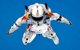 Red Bull Stratos: прыжок с границы космоса.