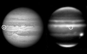 Снимки Юпитера демонстрируют необычные изменения внешнего вида планеты