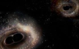 LIGO поймала новые всплески гравитационных волн