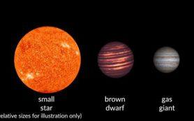 Обнаружены коричневые карлики, «прятавшиеся» в окрестностях Солнечной системы