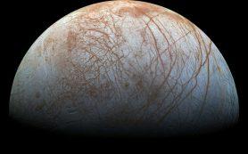 НАСА объявит об «удивительном» открытии, связанном со спутником Юпитера Европой
