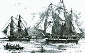 Канадцы нашли корабль пропавшей полярной экспедиции Франклина