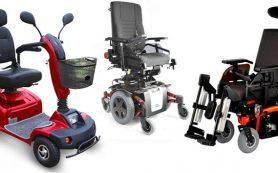 Специализированный магазин инвалидных колясок