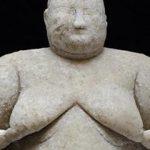 В Турции нашли статуэтку возрастом 8000 лет