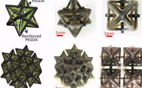 Физики распечатали сжимающуюся при нагревании звезду