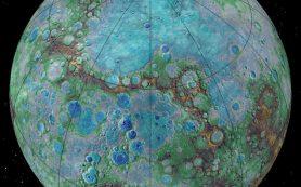 Учёные опубликовали снимки с землетрясения на Меркурии