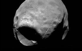 Астрономы выяснили, как спутник Марса Фобос стал «Звездой смерти»