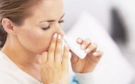 Лечение ринита при беременности. Физиомер