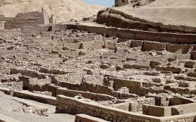 Пешие походы на работу — причина артроза у древних египтян