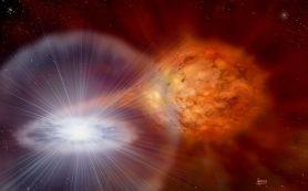 Ученые раскрыли загадочную природу лития во Вселенной