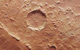 Ученые обнаружили на Марсе следы древних тектонических напряжений