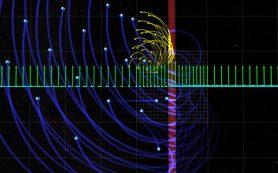НАСА обнаруживает высокоэнергетические электроны загадочного происхождения