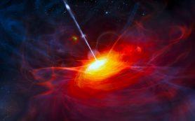 Ученые исследуют экстремально красные квазары