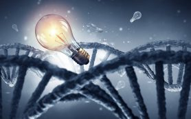 ДНК передает не только генетическую информацию, но и ток
