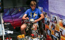 Российские школьники выиграли четыре медали на Всемирной олимпиаде роботов в Индии