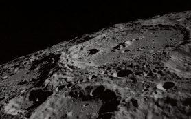 Вода находилась внутри Луны во время её формирования, выяснили ученые