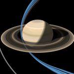 Зонд «Кассини» совершает первый «нырок» в кольцо Сатурна