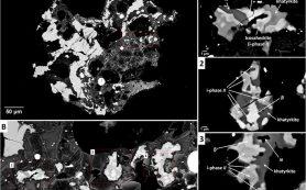 В веществе метеорита Хатырка обнаружена уникальная квазикристаллическая фаза