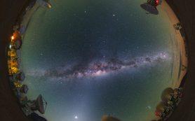 Новое исследование помогает подтвердить теорию эволюции галактик