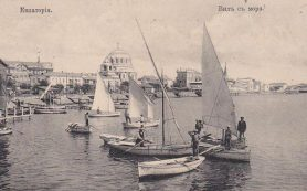 У набережной Евпатории нашли кладбище кораблей
