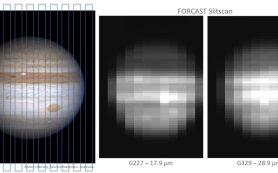 Летающая обсерватория позволила провести беспрецедентные наблюдения Юпитера
