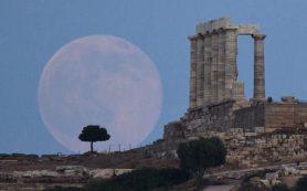 Возраст Луны уточнен в новом исследовании и составляет 4,51 миллиарда лет