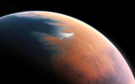 Микроорганизмы могут выжить в разреженной марсианской атмосфере