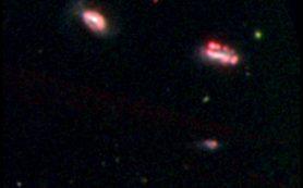 Карликовые галактики помогают пролить свет на темную материю