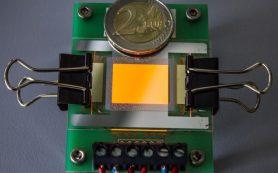 Физики освоили синтез графеновых электродов для гибких светодиодов