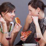 Почему после спиртного хочется есть