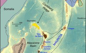 Геологи подтвердили существование «затерянного» континента под Маврикием
