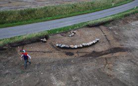 В Дании нашли могилу вождя викингов