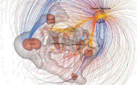 Вселенная не только «тянет», но и «толкает» нашу Галактику
