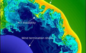 Исследователи впервые создают двумерную модель сверхяркой сверхновой