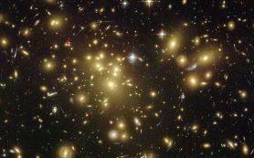Пик на графике рентгеновского фона Вселенной указывает на темную материю