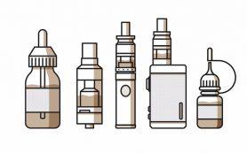 Долгосрочное исследование показало меньший вред электронных сигарет