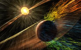 Марс предложили окружить искусственным магнитным «щитом»