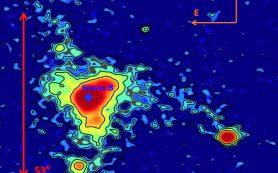 Гигантская космическая туманность стала загадкой для ученых