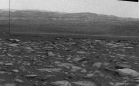 Ветра на Марсе формируют горы и огромные воронки