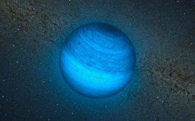 Астрономы исследуют таинственный уединенный космический объект