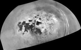 Зонд «Кассини» помог разгадать тайну «пузырчатых фонтанов» в водоемах Титана