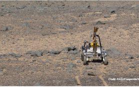 НАСА испытывает новый марсианский ровер в чилийской пустыне