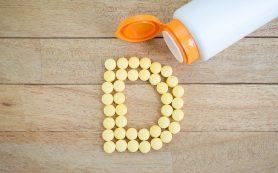 Витамин D точно помогает