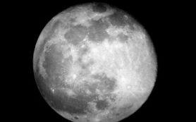 Кислородный «дождь» на Луне