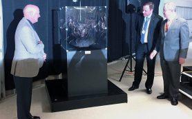 В Колорадо-Спрингс открыли памятник Юрию Гагарину — первому космонавту планеты
