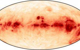 Ученые обнаруживают ионизированный водород в нашей Галактике вдали от звезд