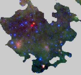 О продолжительности существования массивных звездообразовательных областей