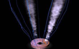 Астрономы объясняют, как выбросы черных дыр могли нарушить законы физики